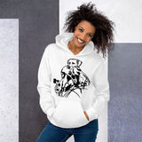 Bird Dog Duck Hunting Unisex Hoodie