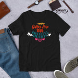 Gather Here With Grateful Hearts Thanksgiving And Fall Unisex T-Shirt