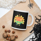 Mommy's Little Turkey Thanksgiving And Fall Mug