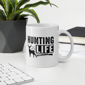 Hunting Life And The Great Outdoors Gift Mug