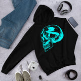 Waterfowl Hunting Duck Skull Head Funny Unisex Hoodie