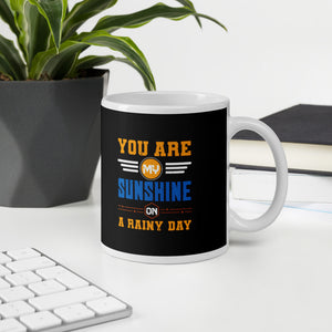 You Are My Sunshine On A Rainy Day Best Friend Gift Mug
