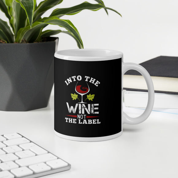 I'm A Beer Girl With A Wine Hobby Gift Mug