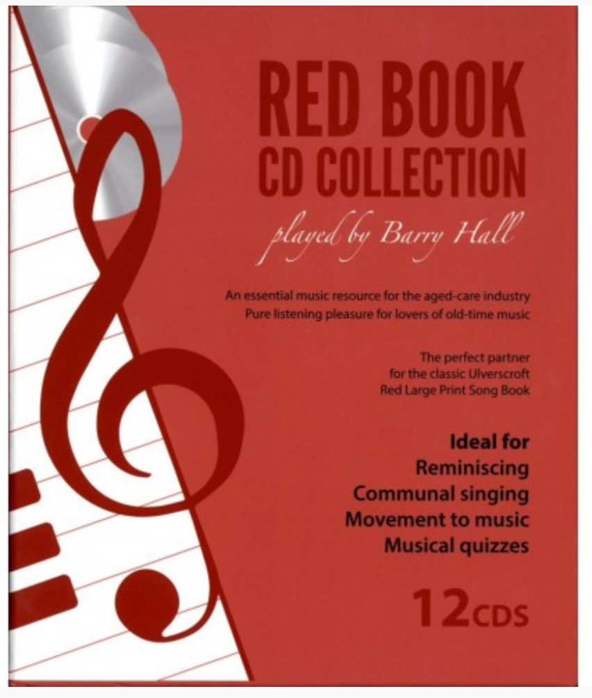 Red Book CD Collection