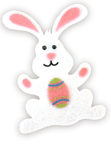 Easter Felt Bunny Kit (10)