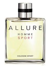 Chanel Allure Homme Sport Cologne Sample