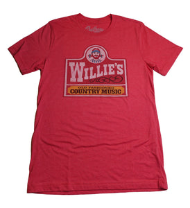 Willie's Old Fashion Country Music Tee