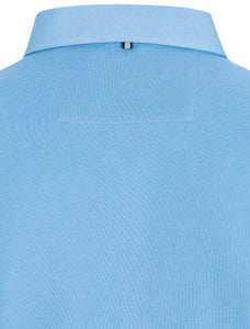 T-Series Performance Pique Polo - Light Blue