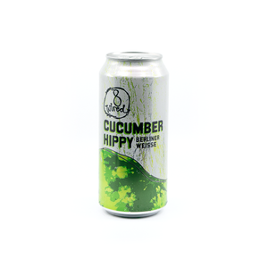 8 Wired Cucumber Hippy 440Ml