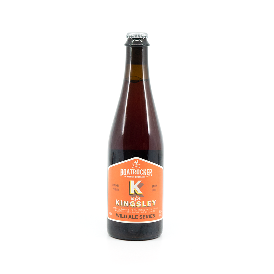 Boatrocker K is for Kingsley 500ml
