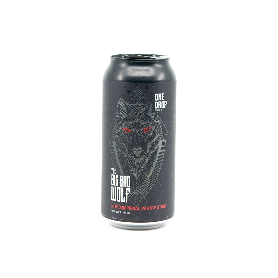 One Drop Big Bad Wolf 440ml