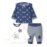 MAYORAL BABY 3PC TRACKSUIT
