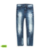 MAYORAL TWEEN DISTRESSED DENIM IN DARK BLUE