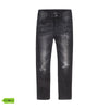 MAYORAL TWEEN DISTRESSED DENIM IN BLACK