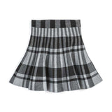 MAYORAL TWEEN TRICOT PLAID SKIRT