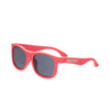 RED BABIATORS BABY SUNGLASSES