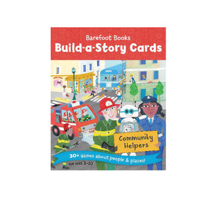 KID'S BUILD A STORY DECK OF CARDS