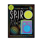 SCRATCH + REVEAL: SPIRAL ART BOOK