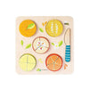 TENDER LEAF CITRUS FRACTIONS WOOD PUZZLE