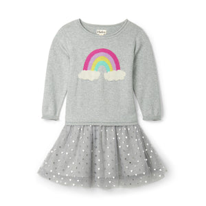 RAINBOW GIRL BACK TO SCHOOL DRESS
