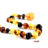 HEALING AMBER NECKLACE 11 INCH