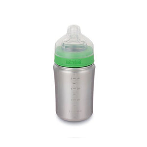STAINLESS STEEL BABY BOTTLE