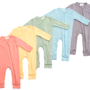 KYTE BABY COLOURED BABY ROMPERS