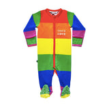LOVE IS LOVE RAINBOW BABY SLEEPER