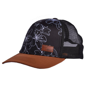 L&P FLORAL KIDS HAT WITH MESH BACK