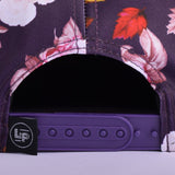 L&P AURORA PURPLE SNAPBACK