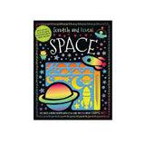 KID'S ACTIVITY BOOK ON SPACE