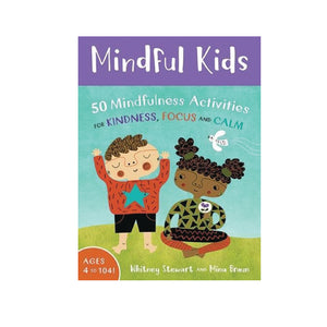 MINDFUL ACTIIVY DECK OF CARDS FOR KIDS