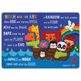 NOAH'S ARK BIBLE BOOK
