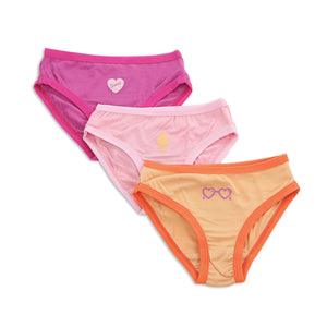 GIRL'S SOFT UNDERWEAR