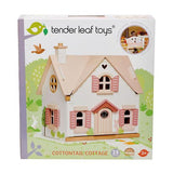 TENDER LEAF COTTONTAIL COTTAGE WOOD TOY DOLLHOUSE