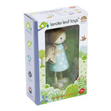 TENDER LEAF MRS. GOODWOOD + THE BABY WOOD TOY