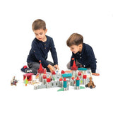TENDER LEAF ROYAL CASTLE WOOD TOY SET