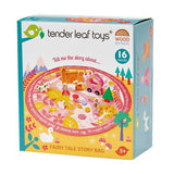 TENDER LEAF FAIRY TALE STORY BAG WOOD TOY SET