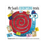 MR. SNAIL'S COUNTING TRAILS BOOK