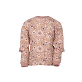 ENFANT FLORAL SWEATER