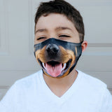 DOG MASK FOR KIDS