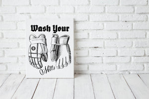 Wash Your Mitts Collection