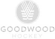 GoodWood Hockey Apparel Company Primary Logo. More than a clothing brand.