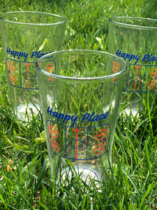 Happy Place Pint Glass 16oz