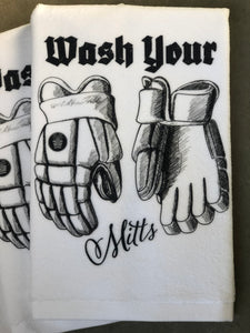 Wash Your Mitts Hand Towel