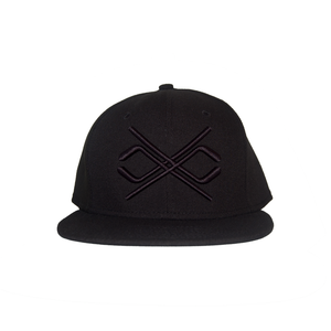 JSH GeoStix Hat - double black