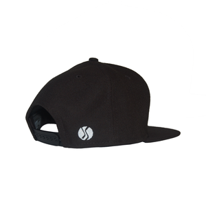 JSH GeoStix Hat - black & white