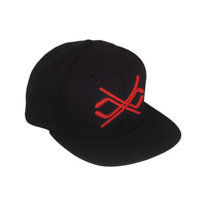 Geostix Hat - Red