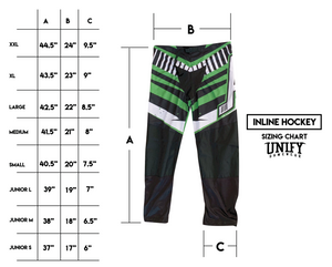 Team Tie Dye Inline Pants