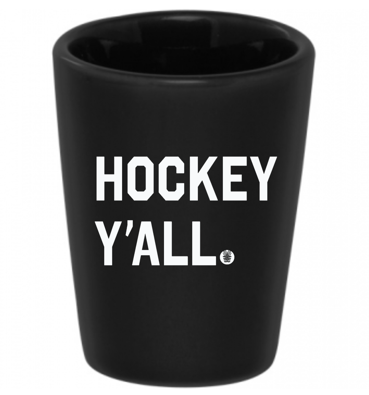 Hockey Y'all Shot Glasses